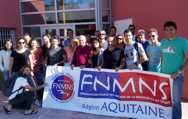 Formation CAEP MNS 2017 - USGRD CDF 33 - CRF Aquitaine